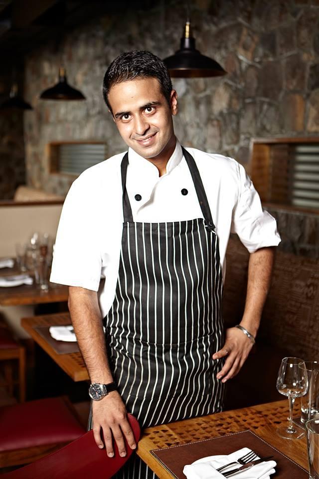 Chef Rishim